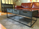 Box Drawer Coffee Table