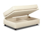 The Tilly Storage Ottoman