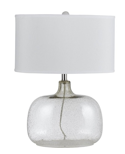 Air Glass Table Lamp - Clear