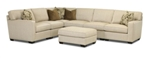 The Asher Custom Sectional Pieces- Fabric