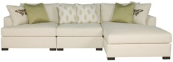 Adriana Sectional - As Shown