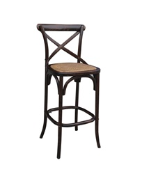 Bentwood Stool - Black