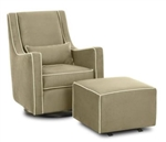 Bliss Swivel Glider