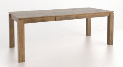 Calliope Dining Table with Leaf