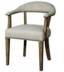 Demilune Chair