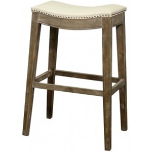 Demilune Stool - Bar Height