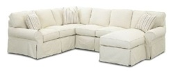Amanda Sectional - Slip Cover