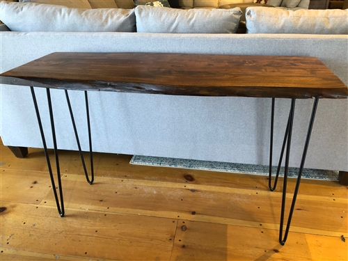 Live Edge Sofa Table or Desk