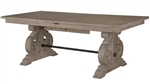 Melange Extension Dining Table - Gray