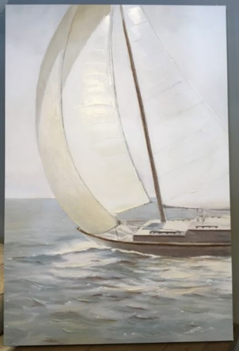 Sail Away Art