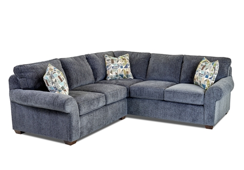 Urban Solutions Roll Arm - Custom Sectionals