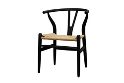 Wishbone Chair, reproduction - Black