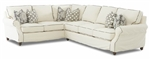 Vineyard Slipcover Sectional - Individual Pieces