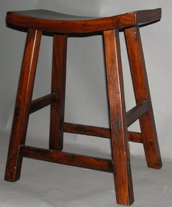 Zen Stool Brown