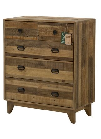 West Village 5 Drawer Chest