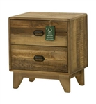 West Village 2 Drawer Night Stand